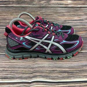Asics Gel Scram 3 Womens Running Shoes 6.5